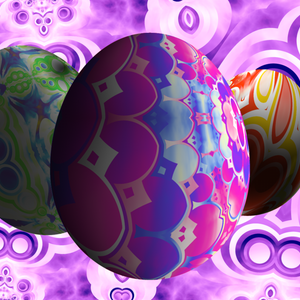 Psychedelic Easter Mix