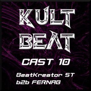 BeatKreator ST b2b FERNAB @ Kult Beat Residents Cast 10 HEILIG DREI KÖNIG MIX
