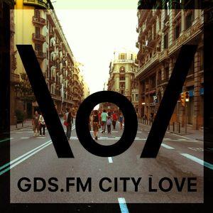 GDS.FM Show Nr. 17 CITY-LOVE (18.1.2013)