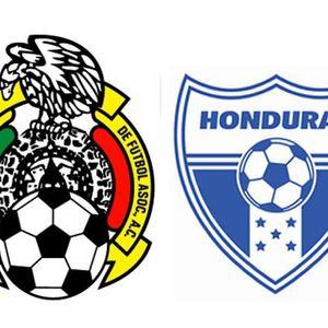 ¡México Empata con Honduras!
