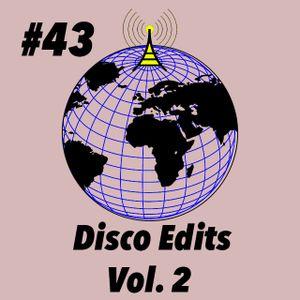 Global Groove #43 Disco Edits Vol. 2