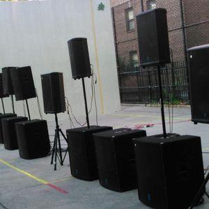 DJ SHA ROCK THE BBQ PT.3 NEW SKOOL HIP HOP & R&B