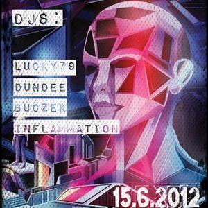 DnB Beats - Live set 15.6.2012 - Letistě music club