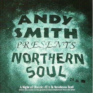 DJ Andy Smith Northern Soul 45's Mix 5 - July 04