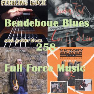 Bendeboue Blues 258 - Full Force Music