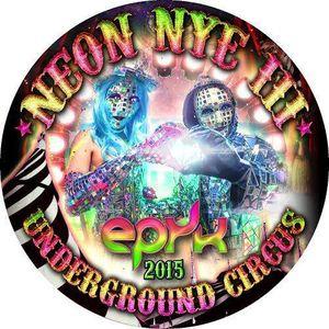 "EPYK's ""Neon New Years 3"" Warehouse Massive, Las Vegas - DJ Set"