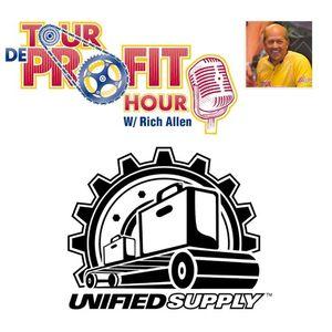 Tour De Profit Hour 03-08-2016 with Colin Sanburg