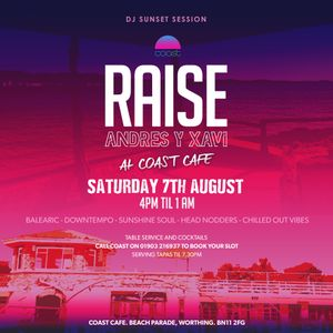 Live at Raise (parts 3 and 4), August 7, 2021