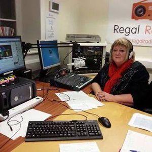 Margot Ferguson Show on Regal Radio - 13 May 2015