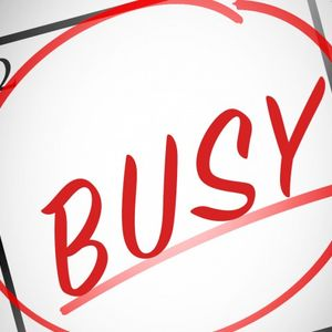 Busy: Enduring Or Enjoying The Rhythm Of Life - Audio