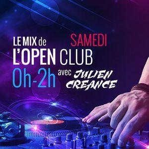 Le Mix de l'Open Club Julien Créance 14-01-2017