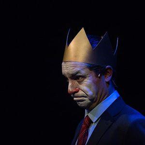 EN PRISE - Léo Cohen Paperman - La Vie et la mort de J. Chirac, roi des Français