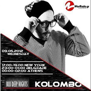 BluDeepNights on Westradio Vol.7 Aleksandar Savkovic and Kolombo