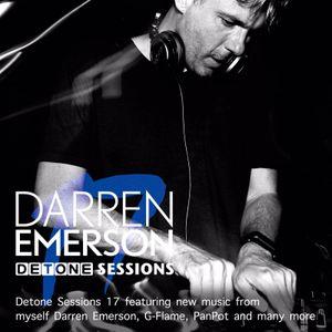 DARREN EMERSON - DETONE SESSIONS 17