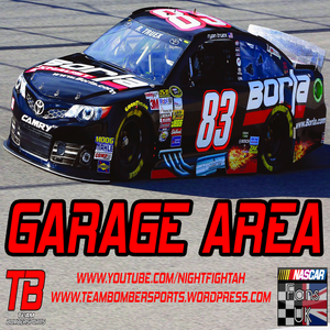 Garage Area #7: Action, AJ and Aero