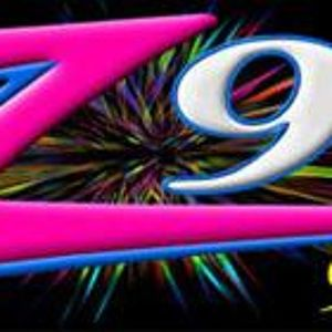 Jammin Z90 San Diego-Mar.30.1991-Sat. Night Party Mix-2B House/Hip-House Mixes