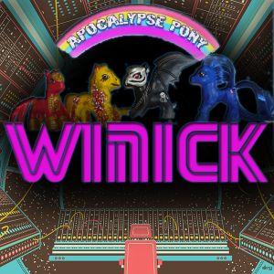 Winick - apocalypse pony!