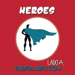 Héroes 07 - 04 - 16 en Radio La Bici