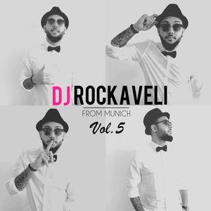 DJ ROCKAVELI - RnB & HipHop - MIXSHOW - Vol.5 - Special Edition - 2015