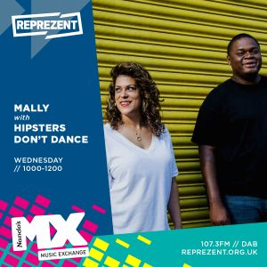 #NandosMusicExchange w/Mally & Hipsters Don't Dance | 18th September 2019