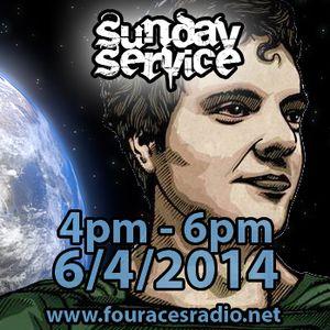 Rev Wright's Sunday Service 6/4/2014 ft Danny Hiles