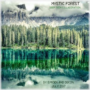 Mystic Forest (my 2nd collaboration with dbcon)