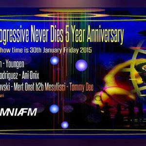 Suffused - Progressive Never Dies 5-Year anniversary on InsomniaFM