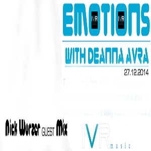 Nick Wurzer Guest Mix @ Emotions 27.12.2014 on Innervisions Radio