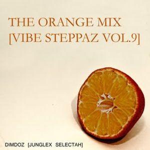 VibeSteppaz Vol. 9 (Orange Mix) – mixed by DimDoz