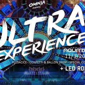 Omnia Events - Ultra Experience DJ Contest