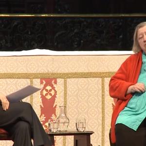 The Mind of the Maker: Clarissa Dickson Wright speaks on Christian faith (2013)