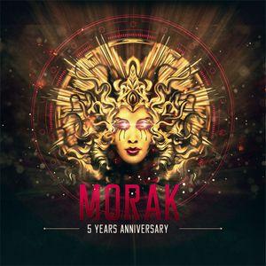L.K.A. - MORÁK - 5 YEARS ANNIVERSARY (promo set)