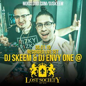 Live @ Lost Society 06.01.19 w/ Dj Envy One