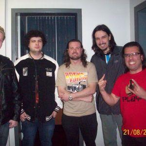 Rock Mania #2 - com banda Jack Walkers - 21/08/10
