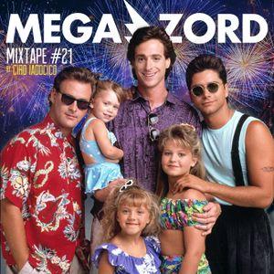 MEGAZORD Mixtape #21 três é demais @ by Ciro Iadocico