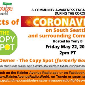 Coronavirus Special 37 - David Jones