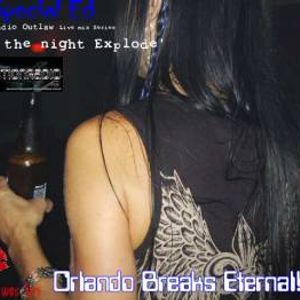 Special Ed Pirate Radio Outlaw Live Mix series_Orlando Breaks Eternal