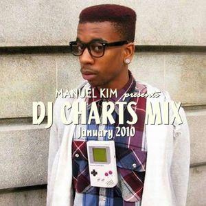 Manuel Kim DJ Charts January 2010