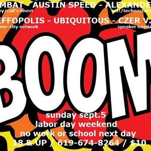 Jeffopolis - Boom! Mix
