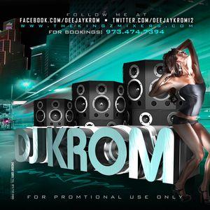 deejay krom 2k12 mix tape