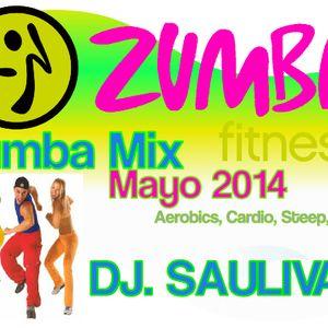 ZUMBA POWER MIX MAYO 2014 - DJSAULIVAN