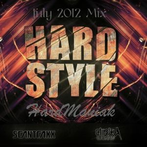 Hardstyle July 2012 (1 hour mix )