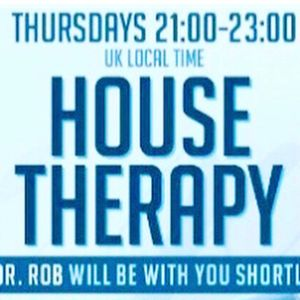 House Therapy with Dr Rob November 21st 2019 on www.uniquesessionsradio.live