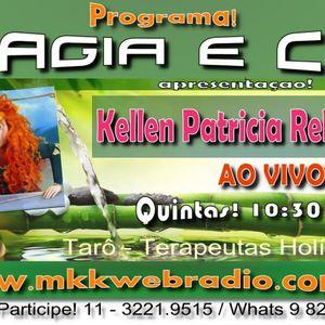Programa Magia e Cia 19/01/2017 - Kellen Rehder