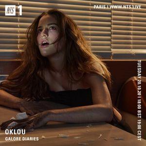 OKLOU PRESENTS: GALORE DIARIES - 20th October 2020