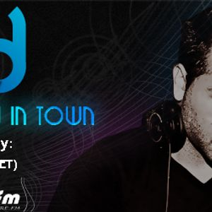 P@D - Nu In Town 001 - November 2010 On PURE FM