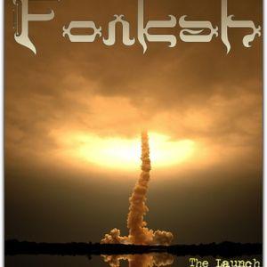 Fonkah on The Launch MixShow (KRAJ 100.9FM) - Adios 2011 mix