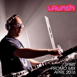 Spirit Launch Promo