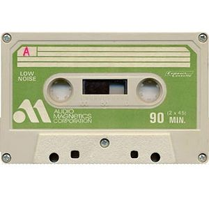 FORGOTTEN TAPE ARCHIVE Vol. 03: Green\White Tape SIDE A