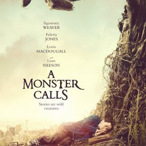 Ep. 281 - A Monster Calls (Let the Right One In vs. Where the Wild Things Are)